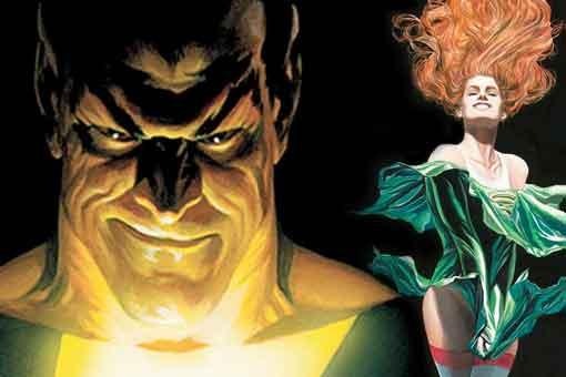 La película de Black Adam añadirá a esta superheroína de DC Comics
