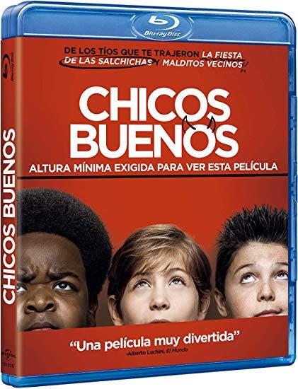 Blu-ray Chicos Buenos