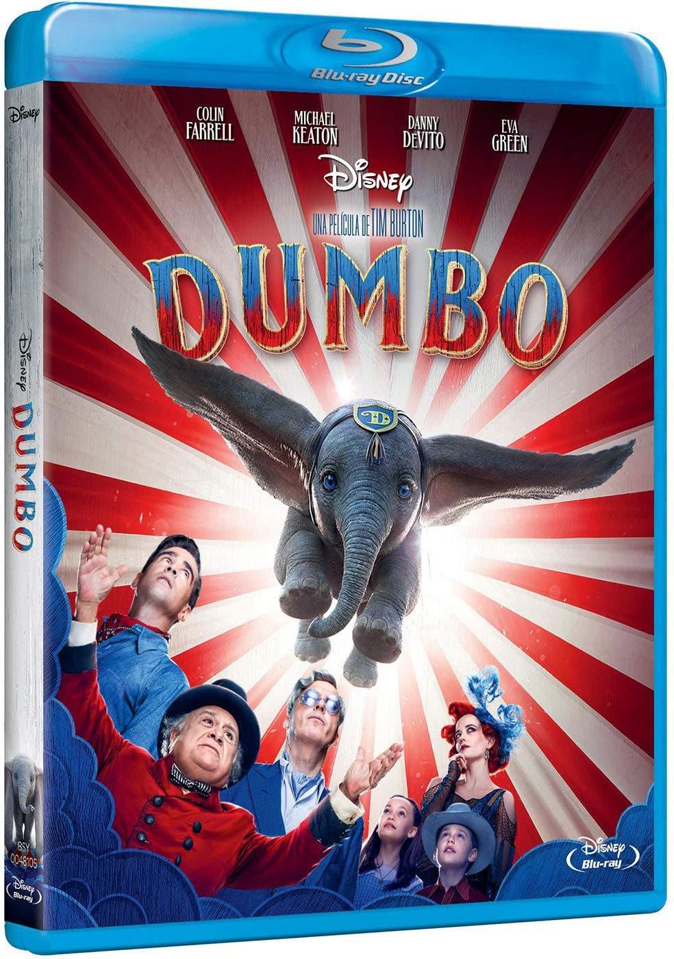 Dumbo. Blu-Ray