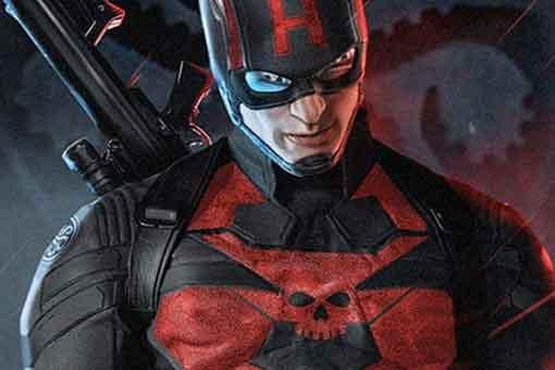 Marvel presenta a otro Capitán América malvado