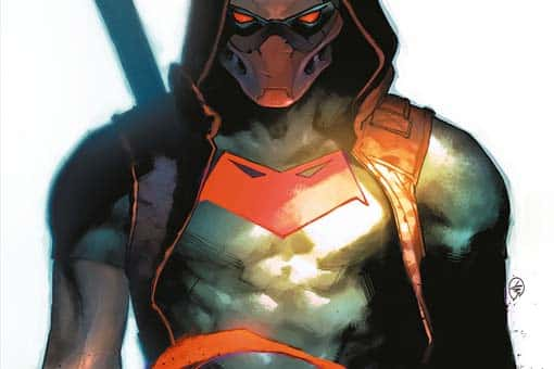 Vamos a conquistar Gotham, sin reglas, sin límites, al estilo Todd, con una palanqueta en la mano en Capucha Roja. El Forajido
