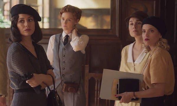 Crítica a Las chicas del cable, un reencuentro con una trama irreal