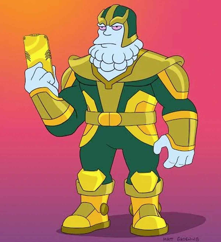 Así será el episodio de Los Simpson sobre Los Vengadores