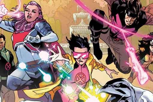 Los X-Men están siendo cazados por un joven aliado de los Vengadores