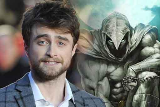 Daniel Radcliffe habla sobre interpretar a Caballero Luna para Marvel