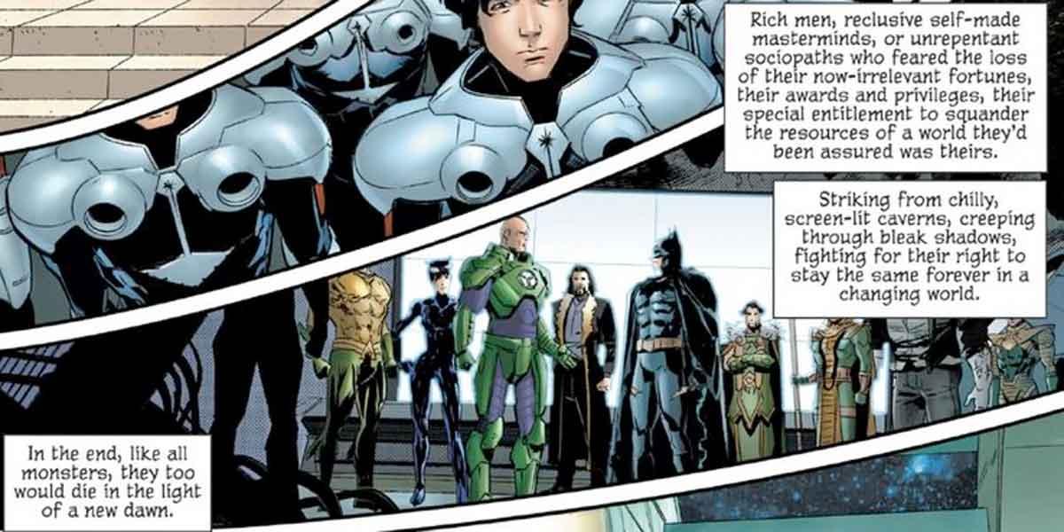 DC Comics acaba de convertir a Batman en un monstruo sociópata