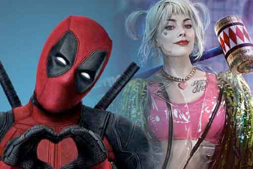Deadpool Harley Quinn