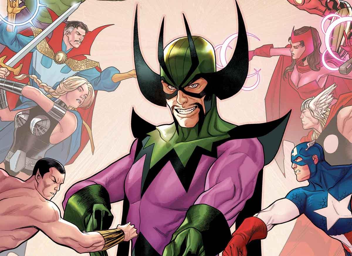 Hulk acaba de destrozar un arma icónica de los Vengadores