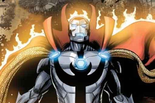 Doctor Strange es invencible cuando usa la armadura de Iron Man