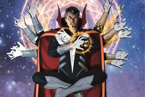 Doctor Strange tiene un gran método para no romper la ley de los X-Men