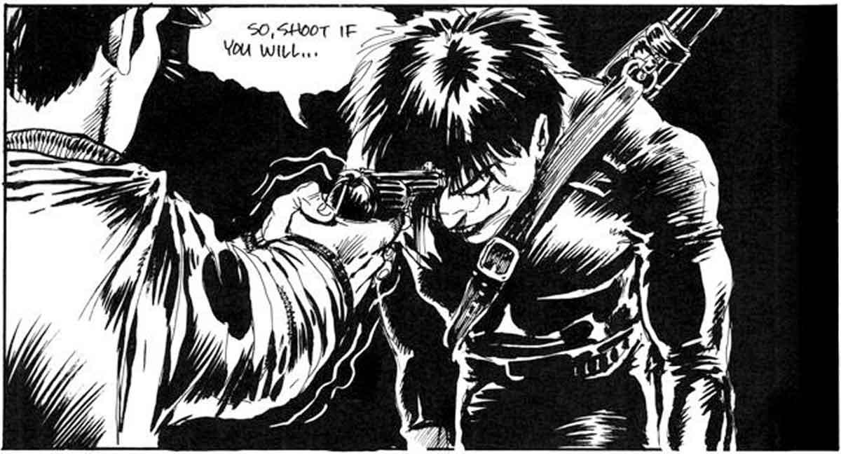El reinicio de El Cuervo (1994) está de nuevo vivo