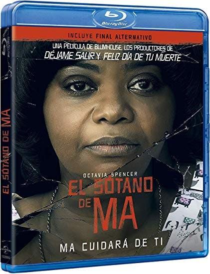 Blu-ray de El Sótano de Ma