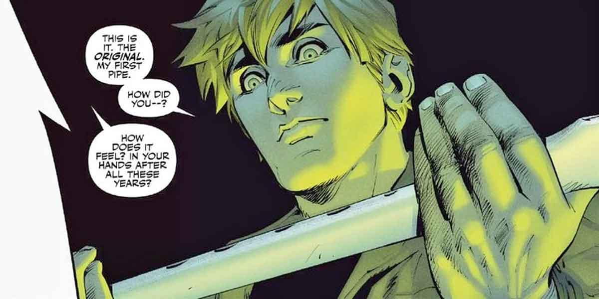 Una poderosa arma de DC Comics regresa su dueño