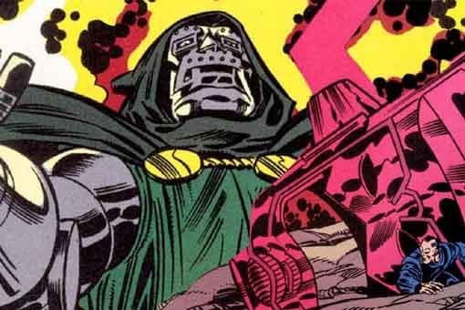 Marvel demostró que Doctor Doom puede destrozar a Galactus