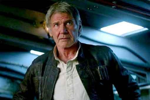 Harrison Ford habla sobre su cameo en la película Star Wars 9