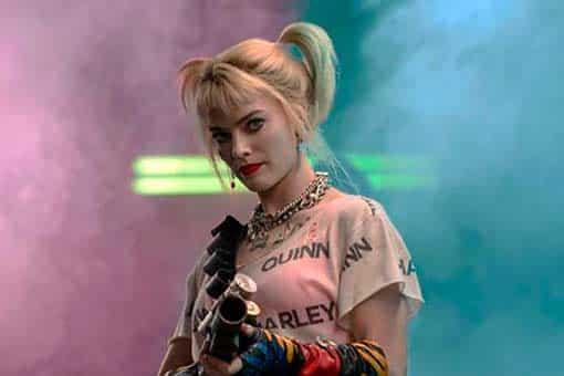 Harley Quinn Aves de presa