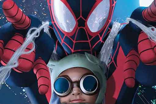 Marvel presenta la hermana de Spider-Man (Miles Morales)