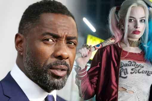 Filtran una escena de Escuadrón Suicida con Idris Elba y Margot Robbie