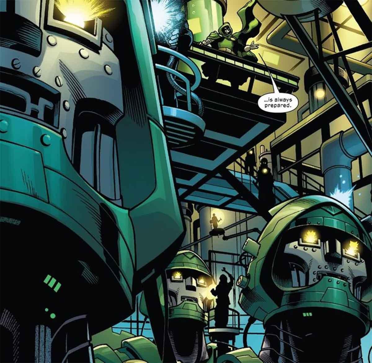 Los villanos de los X-Men tiene su propia nación secreta