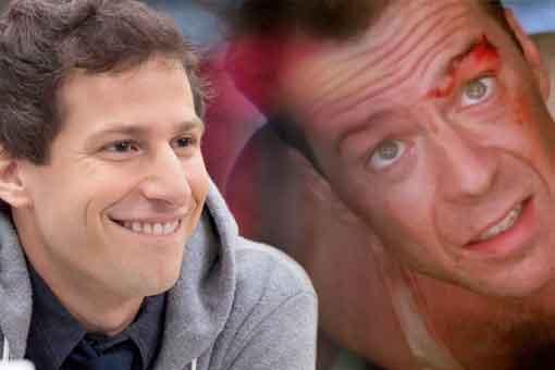 El protagonista de Brooklyn Nine-Nine pide el cameo de Bruce Willis