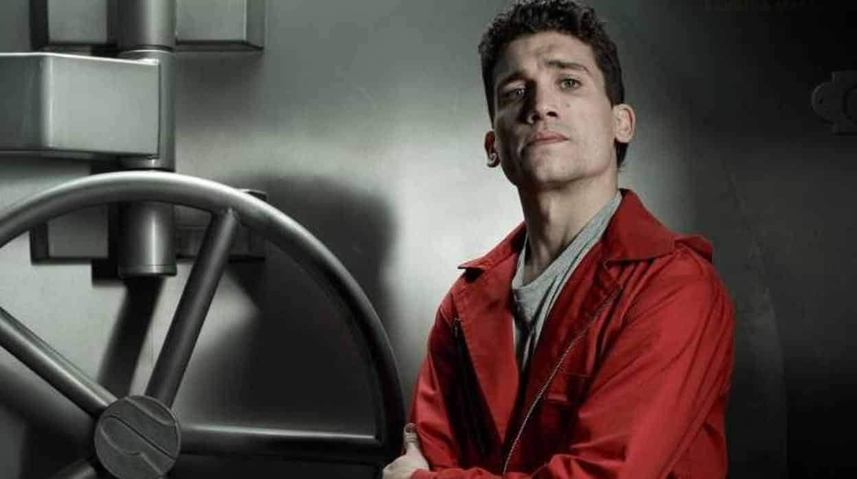 La estrella de 'La Casa de Papel', Jaime Lorente, último fichaje del Salón del Cómic de València