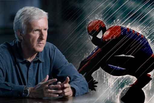 Así iba a ser la película de Spider-Man de James Cameron