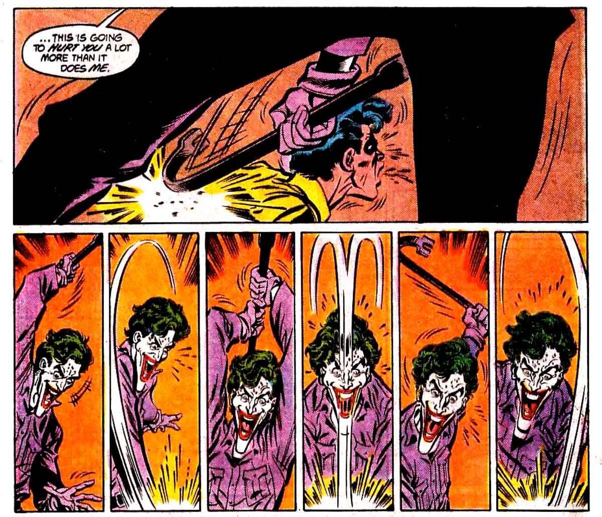 Joker regresa para matar a Nightwing como ya hizo con Robin