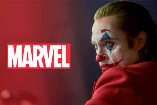 Marvel se rinde al Joker de Joaquin Phoenix