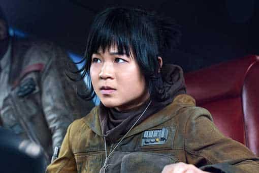 Star Wars 9: Kelly Marie Tran habló sobre la desaparición de su personaje