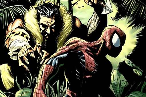 Kraven el cazador podría estar en el Universo Cinematográfico de Marvel