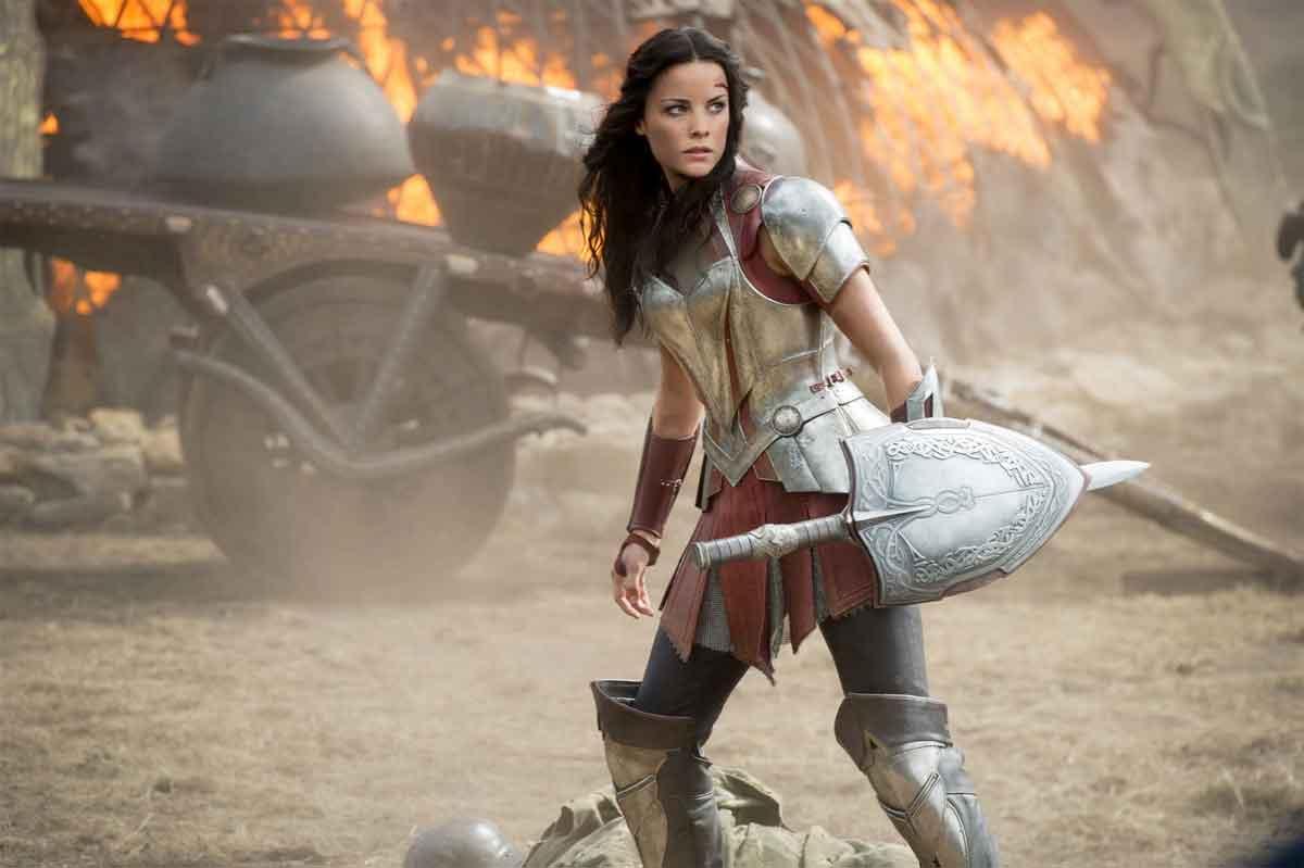 Jaimie Alexander podría volver a interpretar a Lady Sif en Thor 4