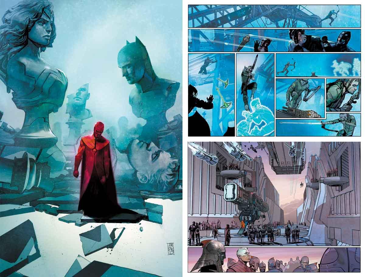 El villano de DC Comics cuya redención es imposible