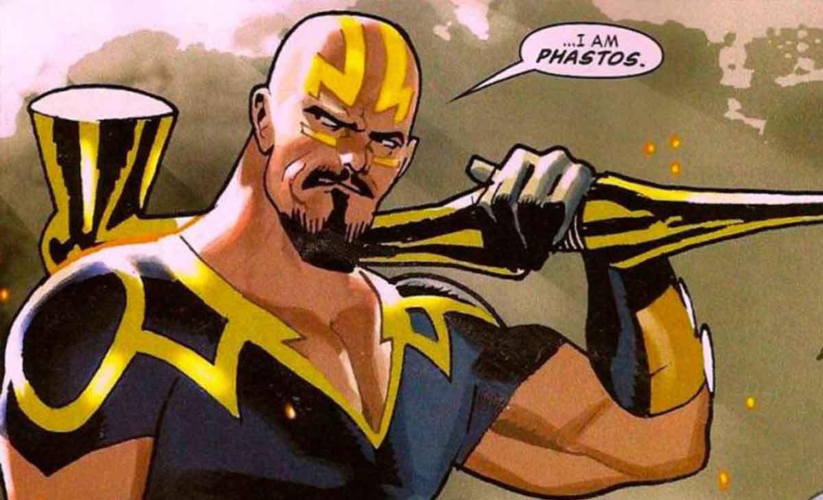 Los Eternos: El equipo lloró cuando se grabó el primer beso gay de Marvel