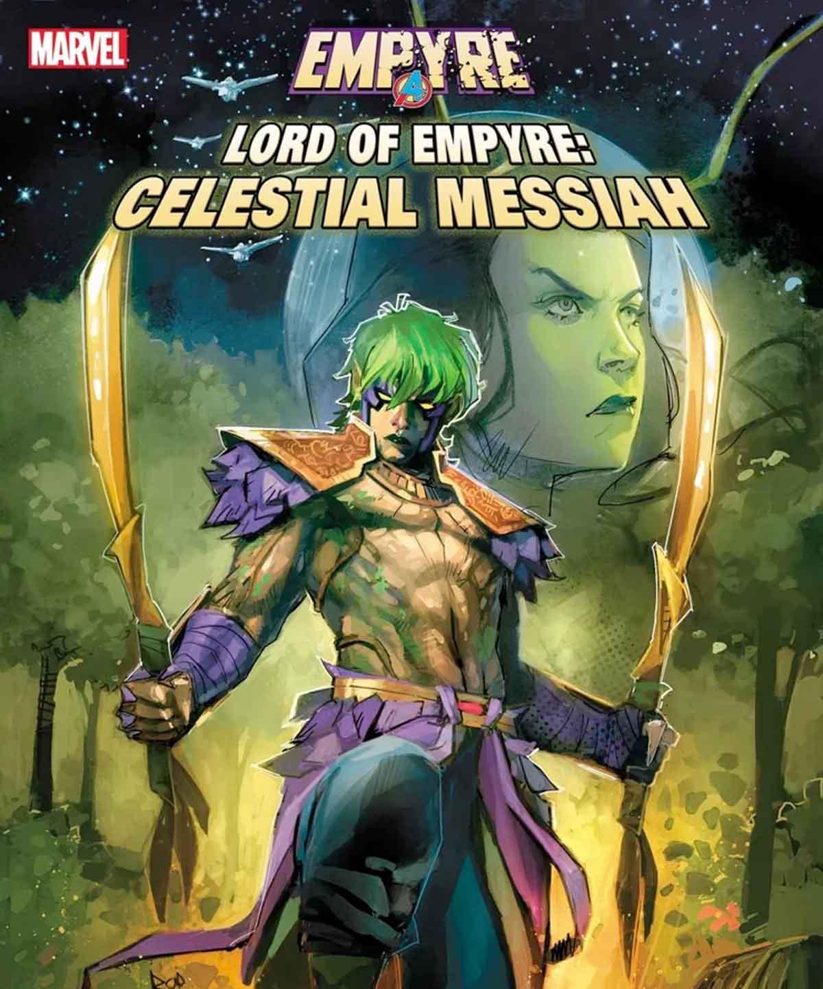 El Mesías Celestial del Universo Marvel regresa