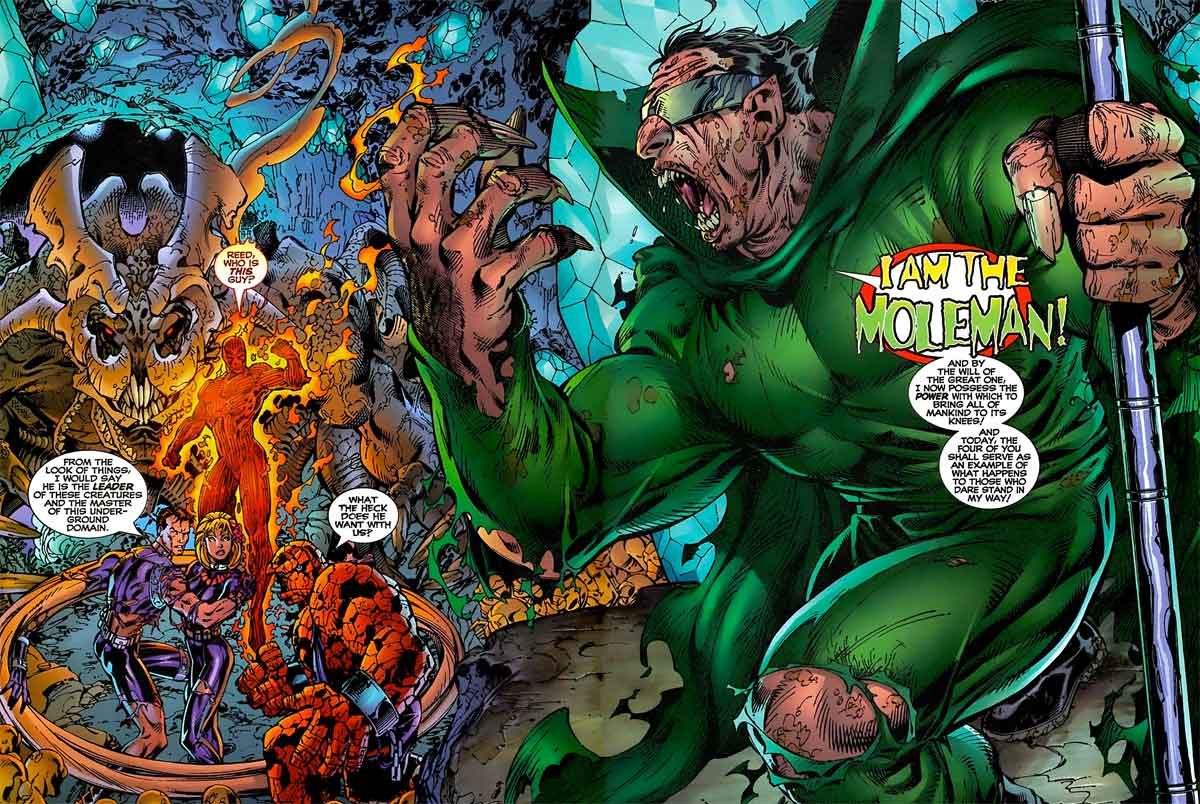 Filtran los planes de Marvel para el reinicio de Los Cuatro Fantásticos