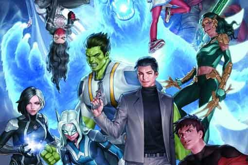 Un gran equipo de superhéroes Marvel podría tener una nueva película