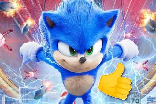 Primeras críticas de Sonic, la película: Gran entretenimiento familiar