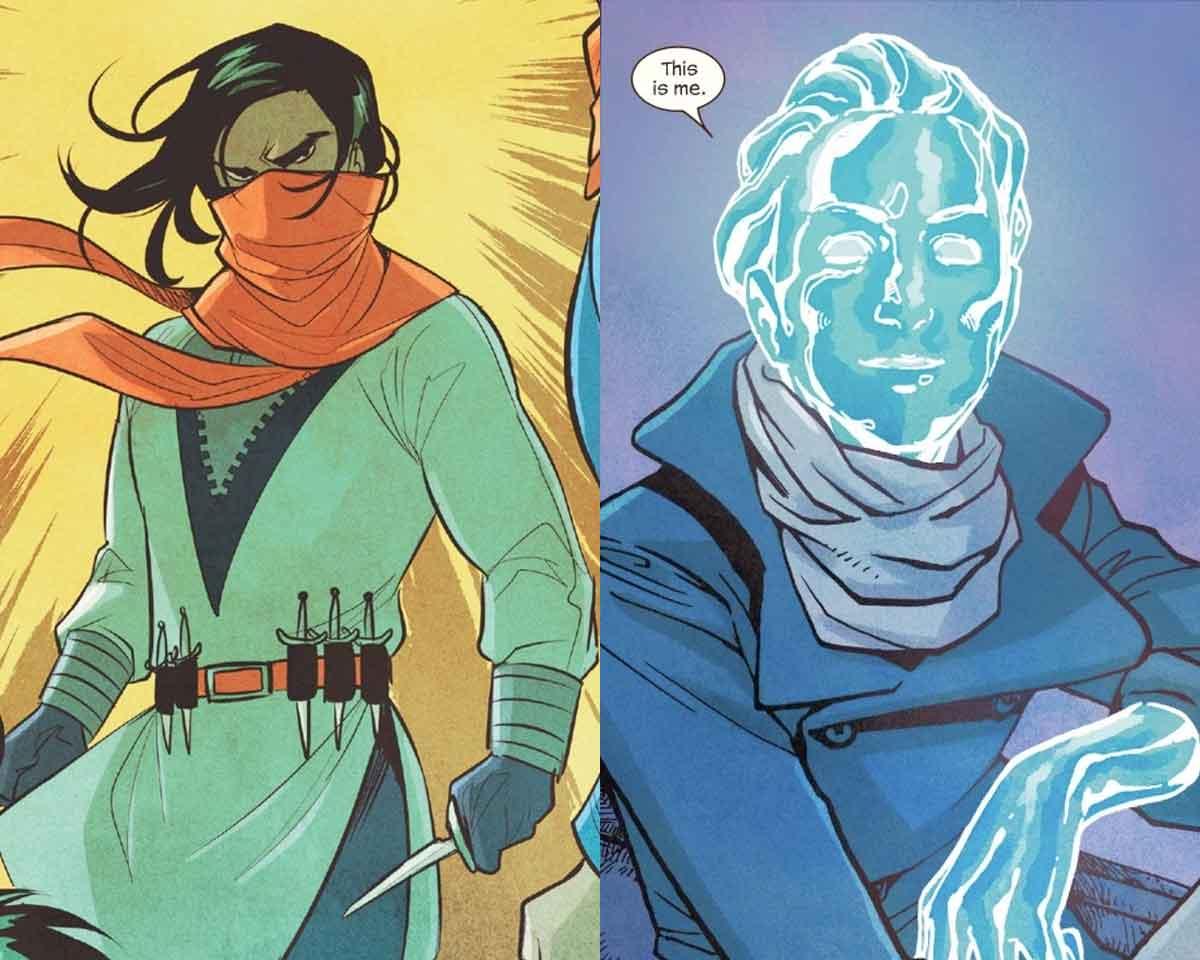 Reiniciaran a Los Inhumanos en la serie de Ms Marvel