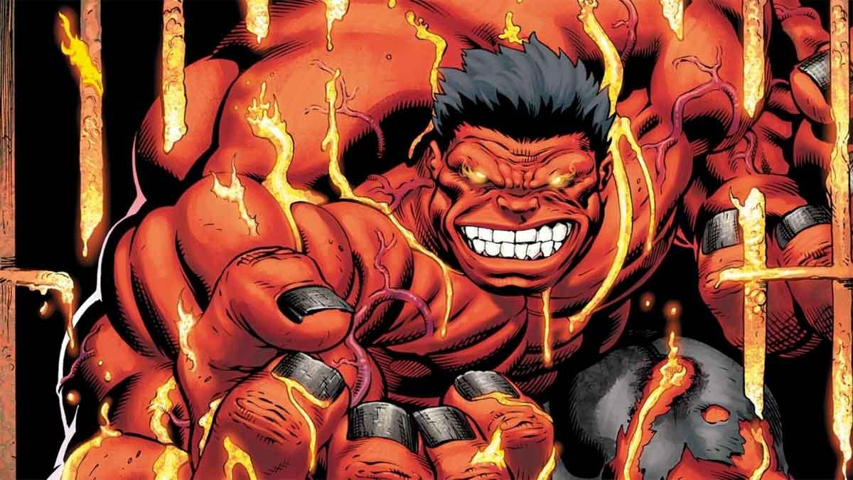 Hulk Rojo podría debutar en las películas de Marvel