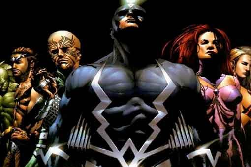 Reiniciarán a Los Inhumanos en la serie de Ms Marvel