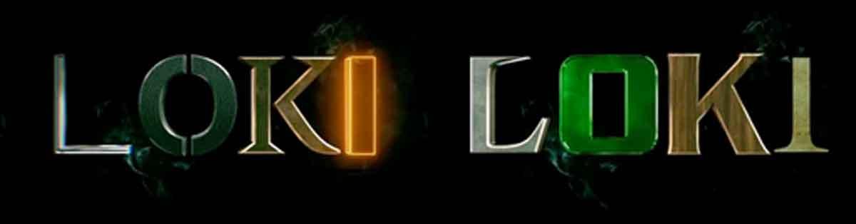 Motivo por el que la serie de Loki tiene 3 logos diferentes