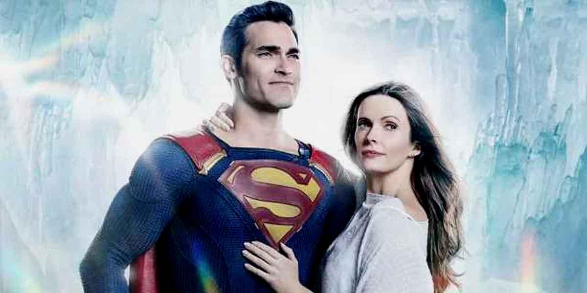 La sinopsis de la serie Superman y Lois revela un SPOILER del Arrowverso