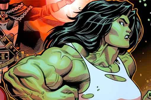 Así será She-Hulk (Hulka) en las películas de Marvel