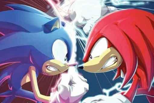 Motivo por el que Knuckles no aparece en la película de Sonic