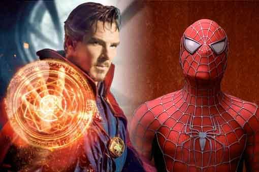 Spider-Man 2 (2004) de Sam Raimi tenía una referencia a Doctor Strange