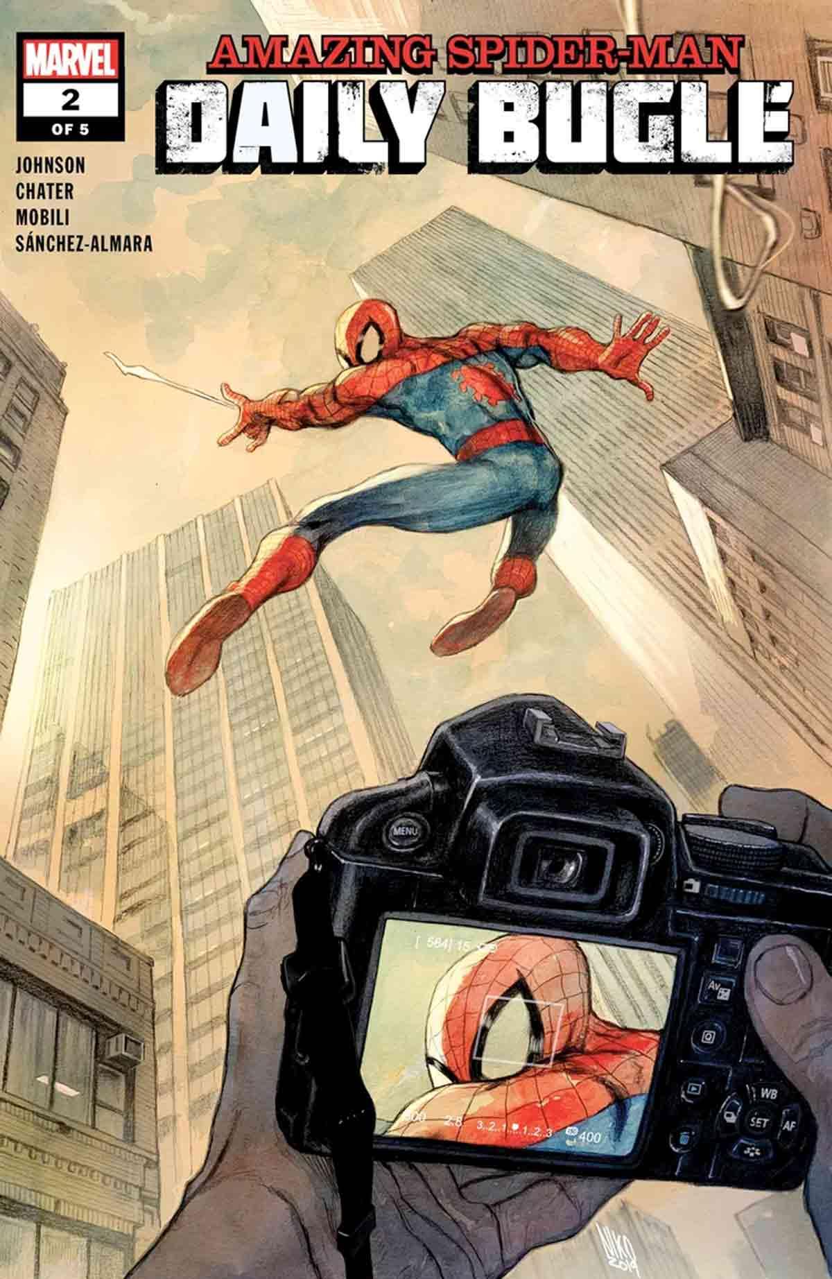 Spider-Man ha sido acusado de asesinato