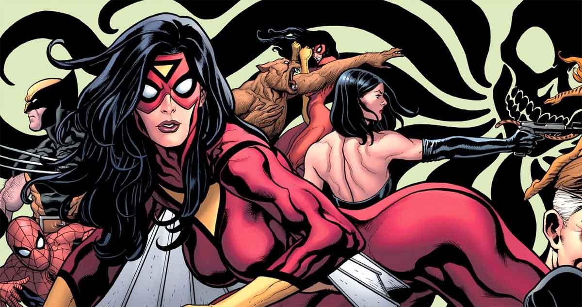 Spider-Woman podría ser la nueva y misteriosa película de Marvel