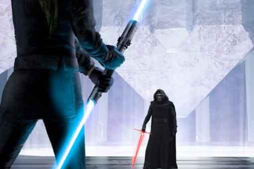 Filtran la máscara de Kylo Ren que no vimos en Star Wars 9