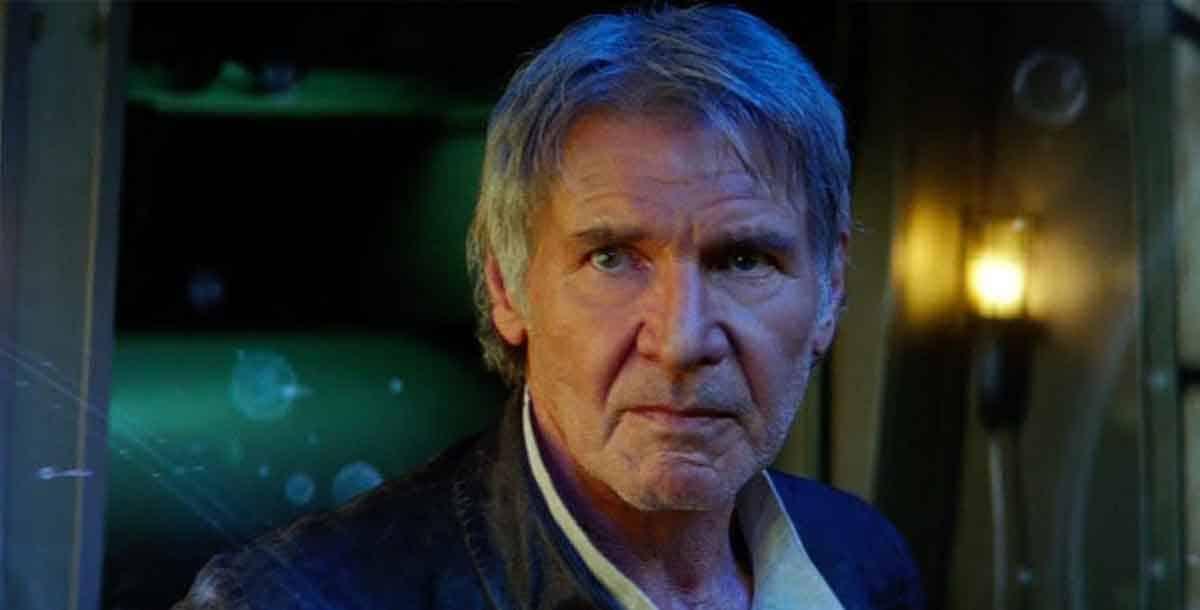 Star Wars: El ascenso de Skywalker. Harrison Ford se sorprendió con la vuelta de Han Solo