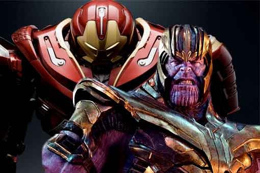thanos hulkbuster iron man